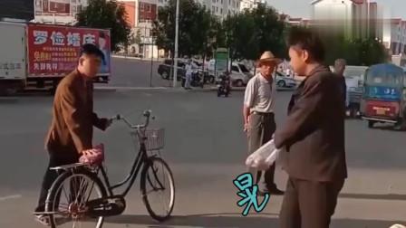 大哥喝多了,单车咱就别骑了吧