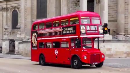 汽车玩具屋 学习认识 卡车 双层巴士 校车等8种交通工具