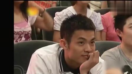 李永波谈林丹和谢杏芳,李永波一句话台下的林丹表情亮了!