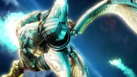 圣斗士星矢:射手座为保护雅典娜被摩羯座干掉!