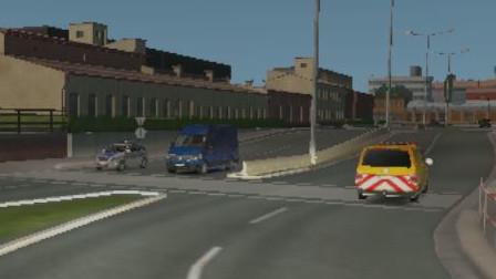 【书书zyj】欧洲卡车模拟2 原版实况 第二季 EP.29 特种运输 柏林 - 什切青