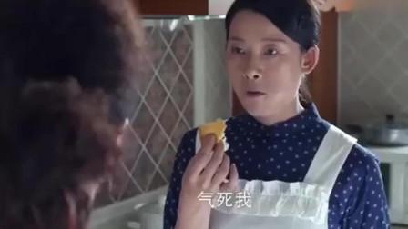你这发糕可真好吃,这是起司蛋糕,气死谁啊?气死我!