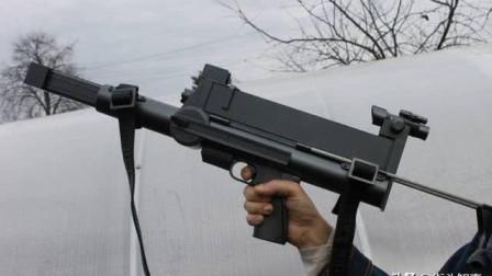 这样的枪配这样的子弹!真是第一次见。歪果仁就是会玩!