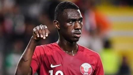 卡塔尔亚洲杯英豪冷艳美洲!美好弧线直奔死角,门将望球兴叹!巴拉圭2-1卡塔尔