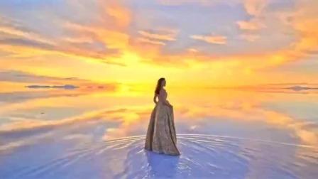 天空之镜——茶卡盐湖心若向往,赶快往之