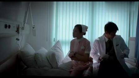男医生给女护士打针,刚打完针,男医生和女护士竟然做出这种事