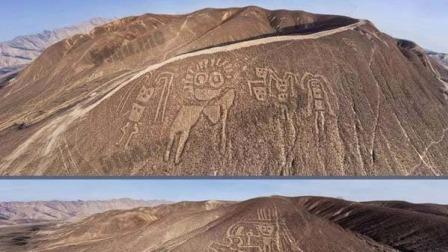 纳兹卡图案之谜,外星生物建造的飞行跑道?