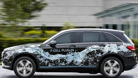 奔驰新款氢燃料电池动力车型,能否打破现有新能源汽车格局!