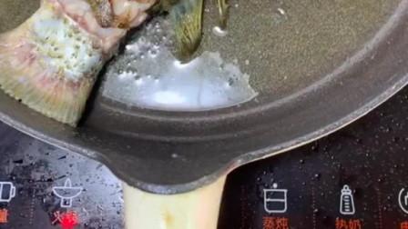 家庭炸鱼的方法