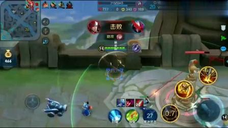 王者荣耀:看到孙悟空名字,我就知道这一局能赢!