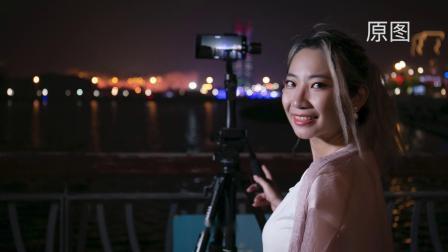 当创维S9A遇见华为P30 Pro:用OLED看见城市夜色之美