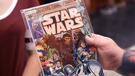 一本漫画书卖到4000美金?看到签名懂了,网友:一点不亏