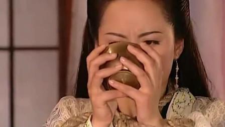 乱世桃花:皇帝赐美女一杯毒酒,喝了之后竟会有这种反应