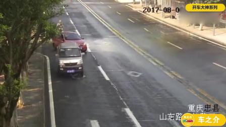 开车不会鲤鱼打挺的,记得弯道减速慢行!