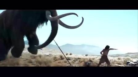 《史前一万年》捕一只猛犸象着实不容易