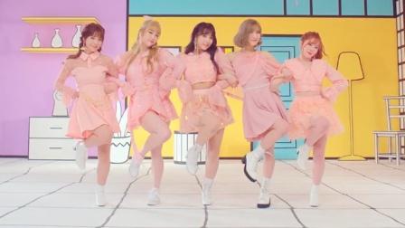 人气女优三上悠亚圆梦回归,全新五人组女团性感甜舞