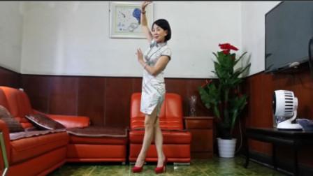 旗袍装《爱情天堂》