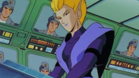 超音战士:美女老师做人质,同事护甲变身,大战妖魔兽
