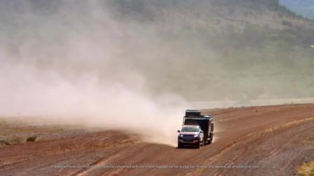 澳洲:2017款福特撼路者的拖车牵引和控制