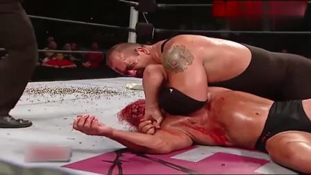 wwe大秀哥 WWE 愤怒的大秀哥有多恐怖 看看对手的下场就明白了