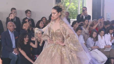 Elie Saab Couture Fall Winter 2019 Show