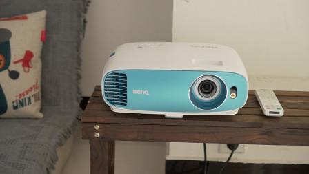明基TK800M体验,8699元的4K投影机可以媲美电影院效果 ?
