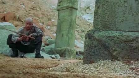 神剑就是不一样,小伙想扔都扔不了