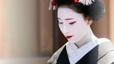 日本传统舞者吸引了大量游客  培训原来如此严格
