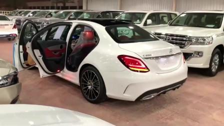 2019款奔驰C200,了解配置后买不买奥迪A4L和宝马3系自己决定!