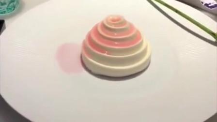 网红玫瑰冰激凌,最后真的惊艳到我!