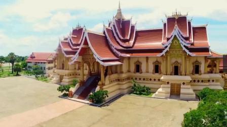 美丽的东南亚世外桃源,带你看看真实的老挝首都万象是什么样子的