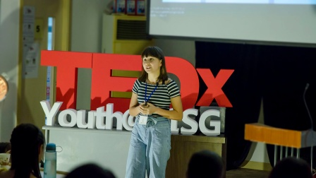Isabel Veit @ TEDxYouth@UISG
