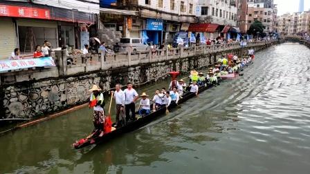 2019 大塘村龍船景 - 程界東村龍船