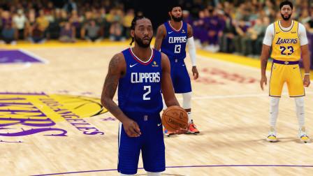 NBA2K19詹姆斯和湖人的王朝之路!
