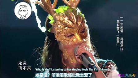谭维维《一生所爱》,外国评论:这首歌实在太棒了,感觉唱到了心里,跪求英文歌词!