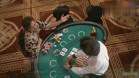 赌神赢到手软,赌场荷官硬是拿他没办法,搬出高科技也没用