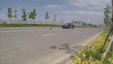 北京现代第四代胜达场地测试-0991车评中心