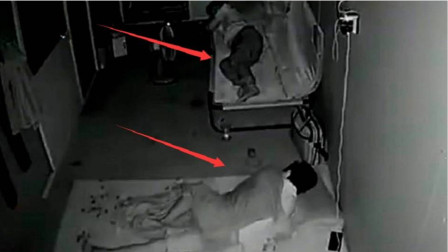 出租屋内小夫妻睡的正香,突然工友闯了进来,监控拍下无耻画面!