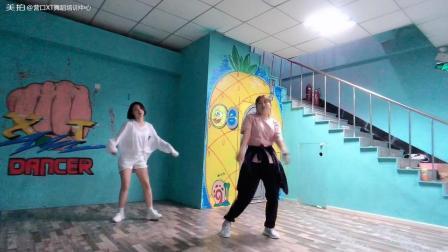 营口XT舞蹈培训中心, honey老师waacking班第一支
