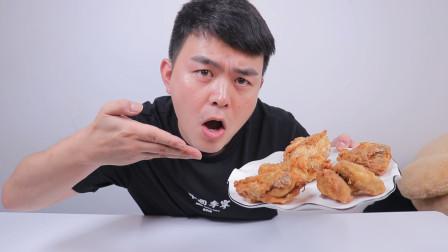 原来快餐店炸鸡是由5个部分组成的,除了鸡腿还有哪个更好吃呢