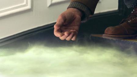地底喷出神秘毒雾,直接将城市吞没,只有少数人活了下来!