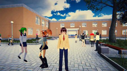 美少女的校园模拟器  Yanpai Simulator 顽皮熊的游戏解说