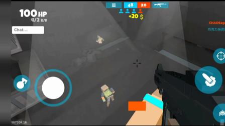 【威杰】像素版cs? ★枪炮狂热《威杰的新游戏体验》