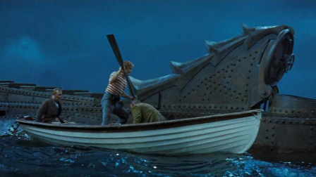 一部65年前上映的科幻巨著《海底两万里》,那时候的创意就这么前卫了