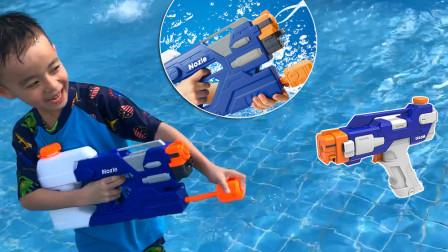 魔幻水枪玩具夏日儿童打水仗