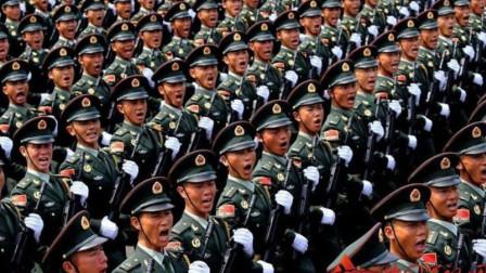 中国阅兵有多厉害?霸气正步惊艳世界!印度质疑:电脑合成?