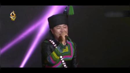 瓦尔阿沙《父亲》凉山第五届民族文化艺术节甘洛县