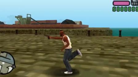 GTA系列:从GTA3到GTA5游戏中手枪发展史