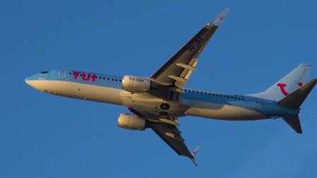 这是波音737-800,并不是波音737-8!