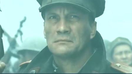 二战苏德战争电影苏军攻克柏林暗室里看到大量犹太人!